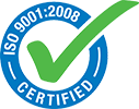 ISO 9001 2008 Certified
